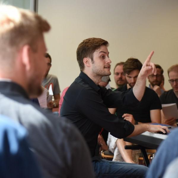 Thumbnail for 4-Gänge-Menü oder: Dänisches Coaching á la CVT
